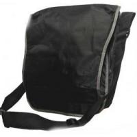 Black Ripstop Record Bag -