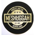 Meshuggah - Two Turntable Slipmats
