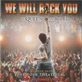 Queen & Ben Elton - We Will Rock You