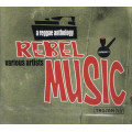 Various - Rebel Music - A Reggae Anthology