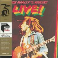Bob Marley & The Wailers - Live! 75th Anniversary Edition