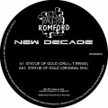 New Decade - Statue Of Gold