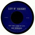 Dee Edwards - Why Cant There Be Love