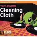 Antistatic  Vinyl  Cleaning  Cloth -