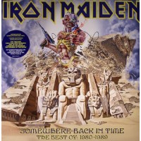 Iron Maiden - Somewhere Back In Time / The Best Of 1980-1989