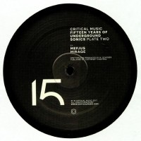 Various - Critical Music 15 Years Of Underground Sonics Plate Two