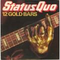 Status Quo - 12 Gold Bars