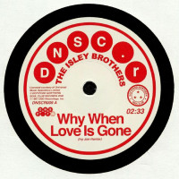 The Isley Brothers - Why When Love Has Gone