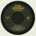 Soul Revivers Feat Earl 16 - Got To Live