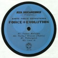 Dj Force & The Evolution - Remasters Ep