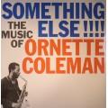 Ornette Coleman - Something Else / The Music Of Ornette Coleman