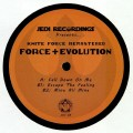Force & Evolution - Fall Down On Me / Knite Force Remastered