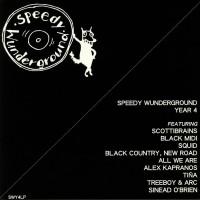 Various - Speedy Wunderground Year 4