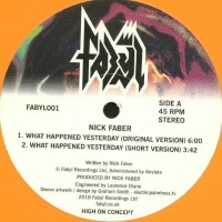 Nick Faber - What Happened Yesterday