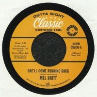 Mel Britt - Shell Come Running Back