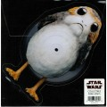 John Williams - The Rebellion Is Reborn / Porg Shaped Vinyl