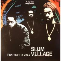 Slum Village - Fan-Tas-Tic Vol 1