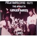 Fela Kuti & His Africa 70 - With Ginger Baker Live
