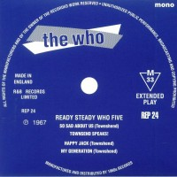 The Who - Ready Steady Who Five