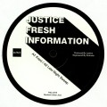 Justice - Fresh Information Ep
