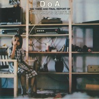 Throbbing Gristle - D.O.A. - The Third & Final Report Of Throbbing Gristle