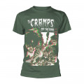 The Cramps - Off The Bone T Shirt