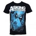 Asking  Alexandria  Hourglass  Tshirt  M -