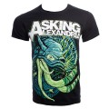 Asking Alexandria - Tusks Black T-Shirt XL