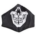 Skull Jaw Facemask - Facemask