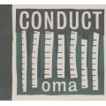 Conduct - Oma