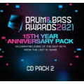 Various - Drum & Bass Awards 2021 15th Anniversary Pack 2
