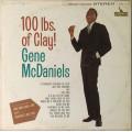 Gene McDaniels - 100 Lbs Of Clay!