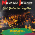 Michael Jackson - Girl Youre So Together