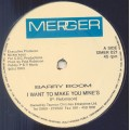 Barry Boom - I Want To Make You Mines