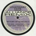Q Project - Champion Sound (Aliance Remix)