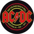 AC/DC - Two Turntable Slipmats